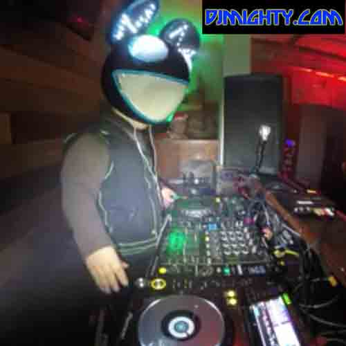 MINI DEADMAU5 - ATLANTA SANTA CON - DEC 20TH - BIG SKY - MIDGET DJ MIGHTY MIKE - LITTLE PERSON DJ HIRE